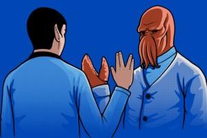 'Star Trek': 6 Must-Have Mashup T-Shirts for Trekkies