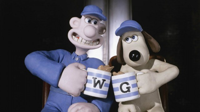 'Wallace and Gromit in The Curse of the Were-rabbit'