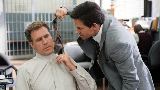 Will Ferrell and Mark Wahlberg in 'The Other Guys'