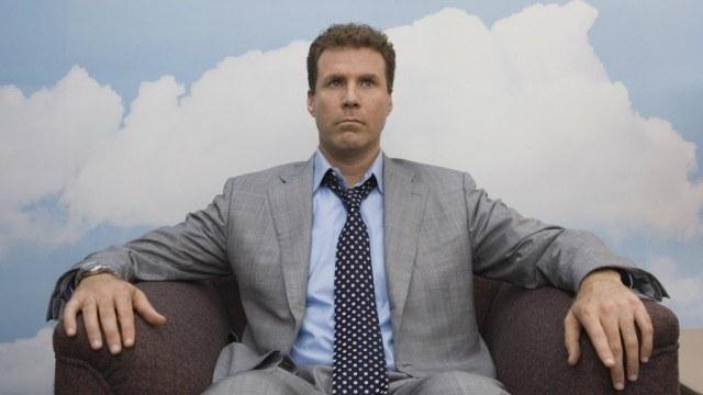 Will Ferrell in 'Stranger Than Fiction'