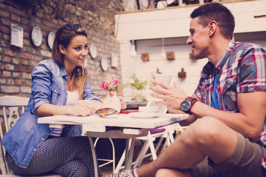 Avoid wearing these colors on a first date