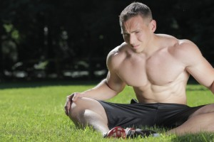 Do These Stretches to Build Even More Muscle