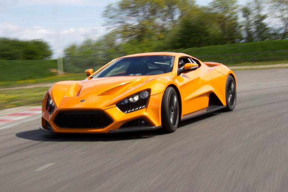 Zenvo St1 One Of The Most Expensive Cars You Ve Never Seen