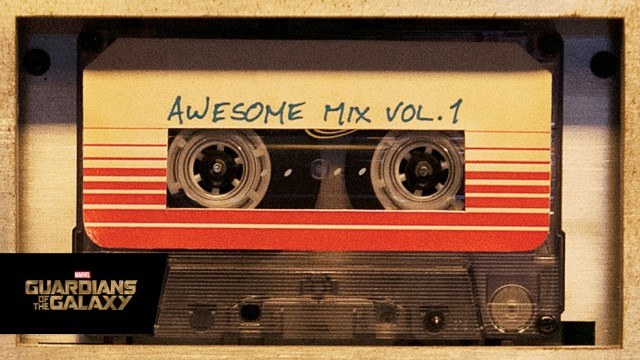 Awesome Mix - Guardians of the Galaxy, Marvel