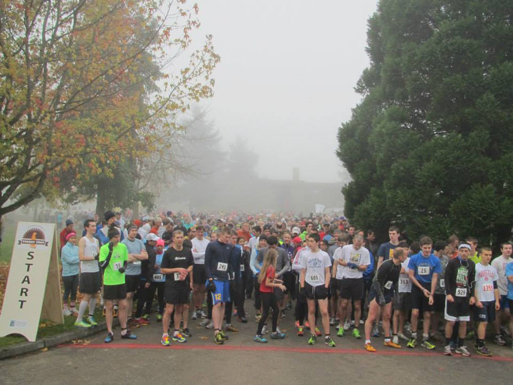 Bainbridge turkey Trot