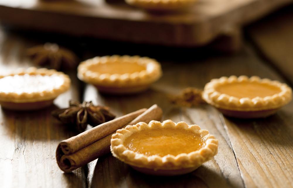bistroMD's gluten free pumpkin pie tartlets