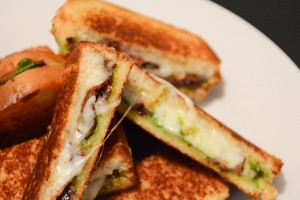 The Ultimate Comfort Food Recipe: 15-Minute BLT Grilled Cheese