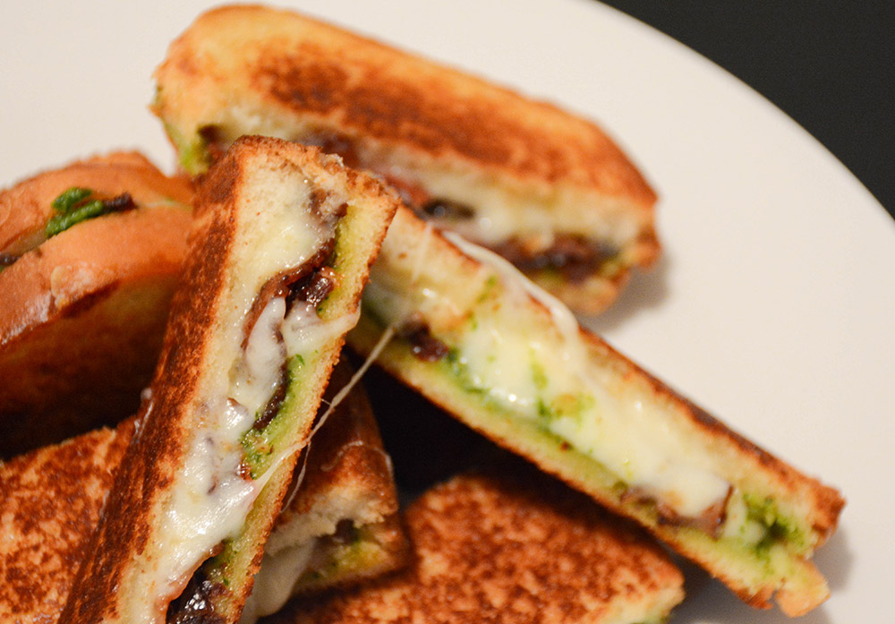 BLT Grilled Cheese 2
