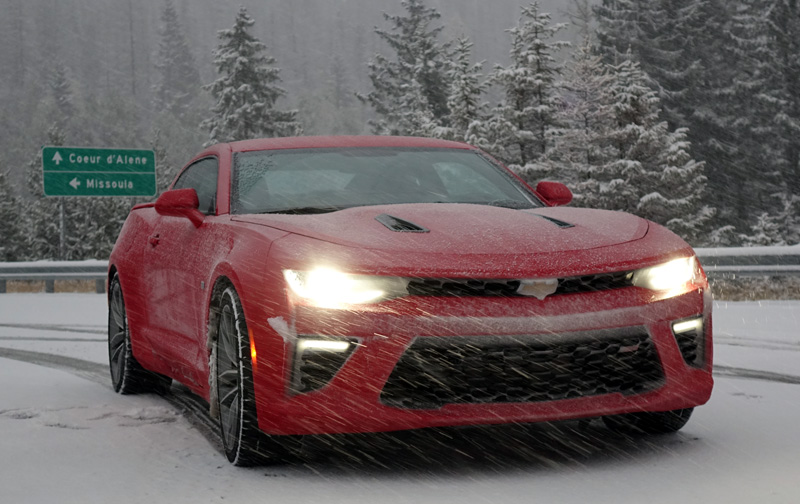 2016 chevrolet camaro ss review a leaner meaner muscle car