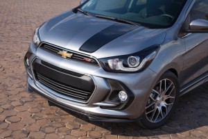 Chevy Spark RS Will Make Its Debut at SEMA 2015