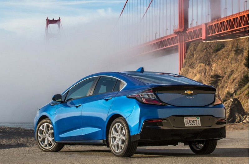 The 2017 Chevy Volt trails only Tesla Model S for best-selling EV of 2016.