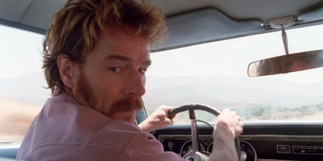 Bryan Cranston in 'The X-Files' episode 'Drive.'