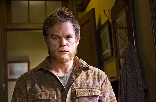 Michael C. Hall in Dexter   Showtime