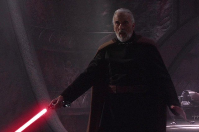 Count Dooku - Star Wars