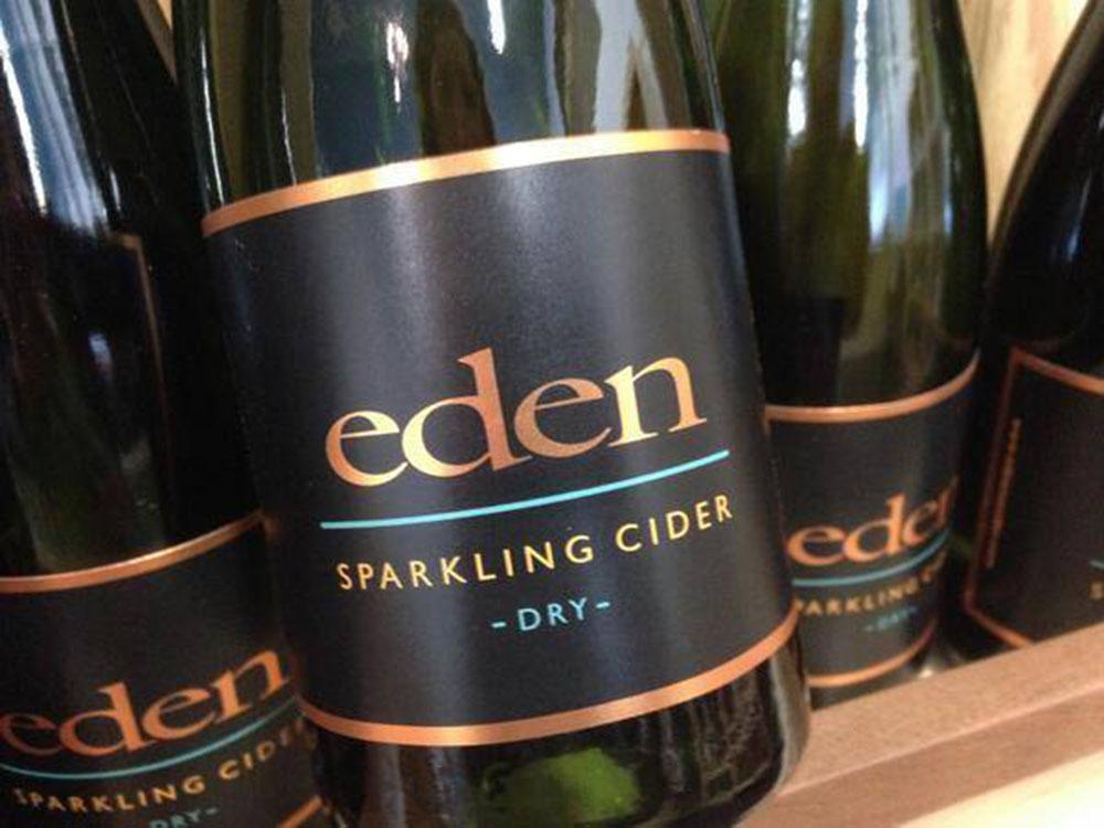 Eden Sparkling Dry Cider