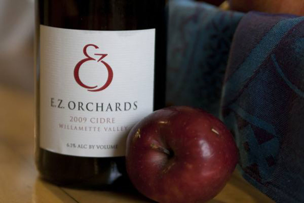 EZ Orchards Cider