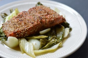 Date Night Dinner: A Light and Healthy Fish Recipe