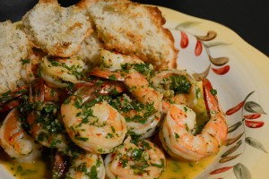 Try This 15-Minute Appetizer Recipe: Spicy Garlic Shrimp