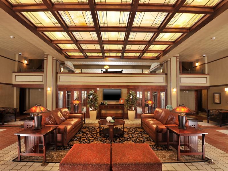 Park Inn Hotel Historic Room Wright