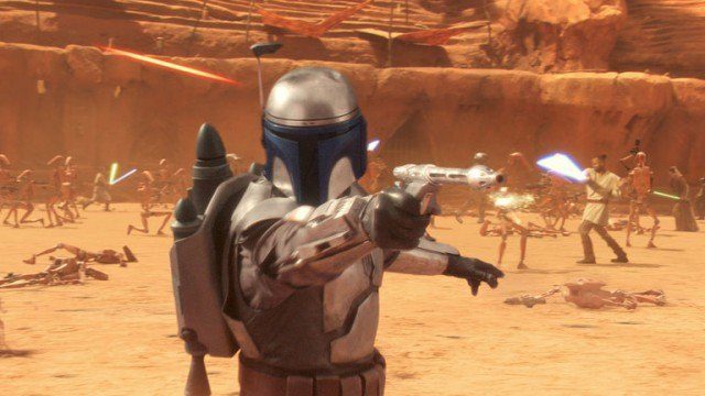 Jango Fett - Star Wars