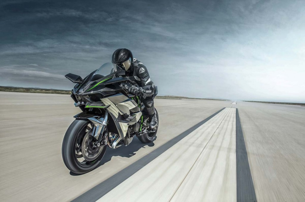 Kawasaki Ninja H2R Inside One Of The Worlds Fastest Motorcycles