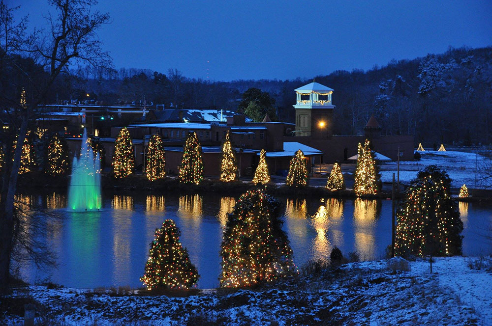 McAdenville, North Carolina, Christmas