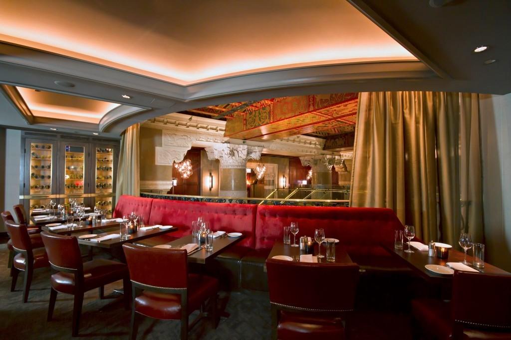 Michael Jordan's Steak House Chicago
