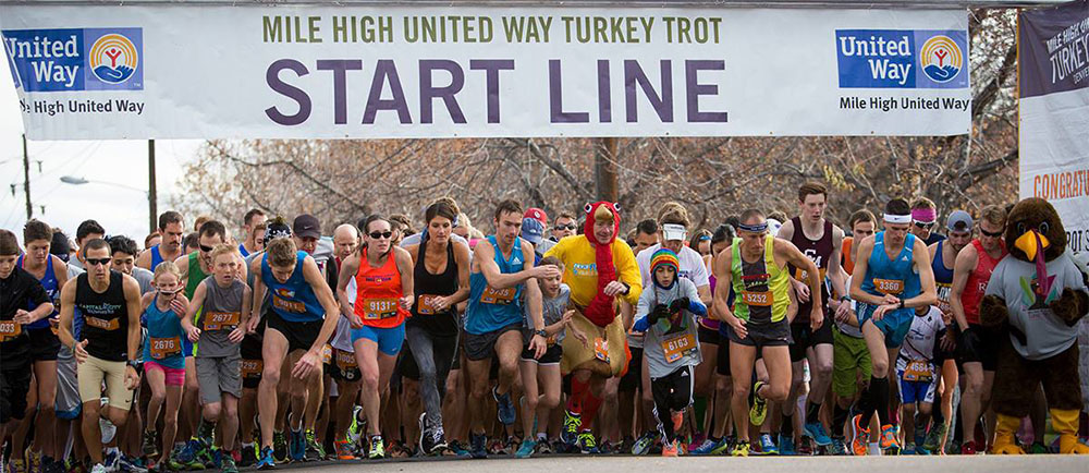 Denver Turkey Trot