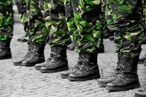 7 Ways to Channel Military Style With Ease