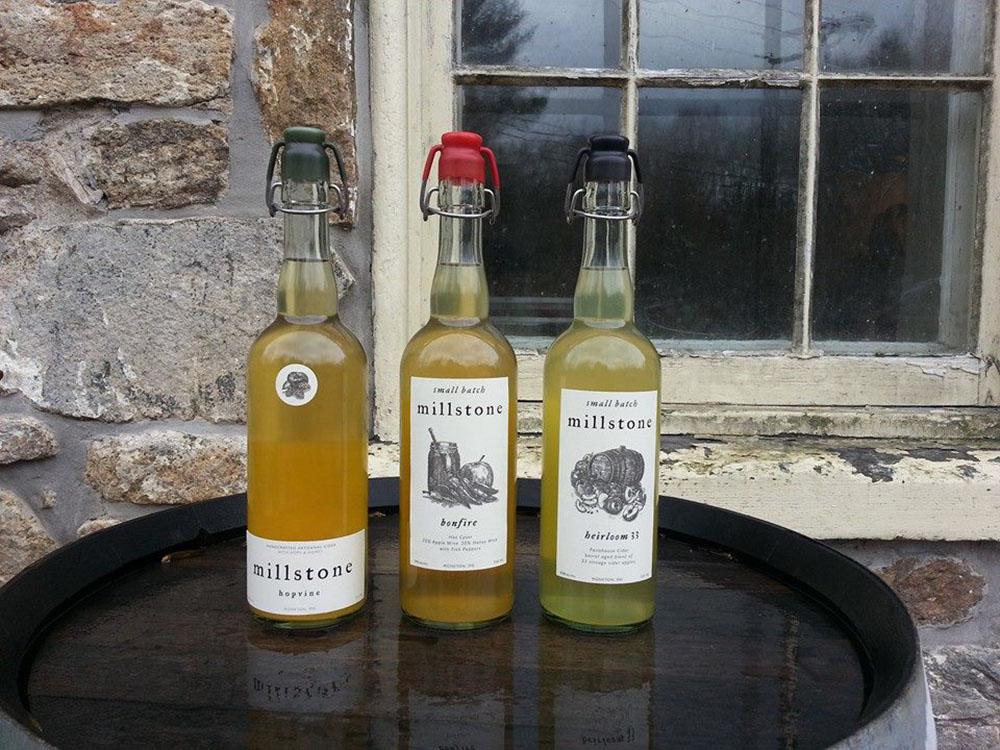 Millstone Cellars Cider