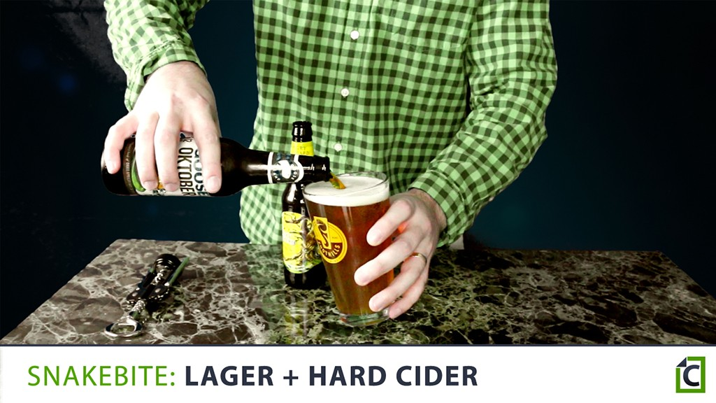 mix up beer drinking video 4