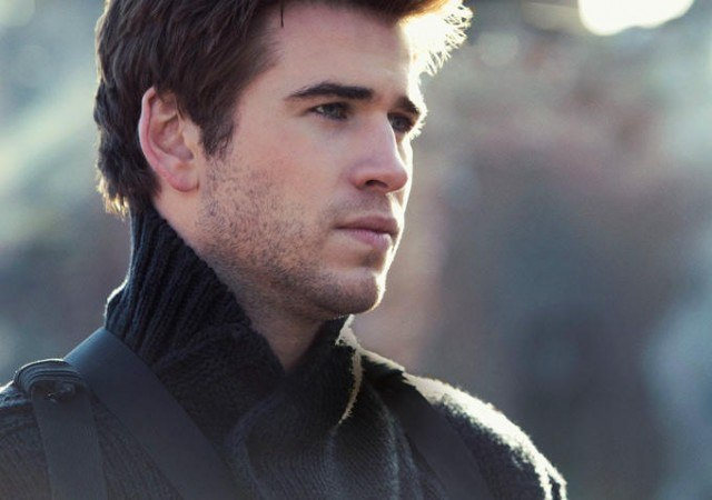 Liam Hemsworth as Gale Hawthorne in 'The Hunger Games: Mockingjay - Part 2'