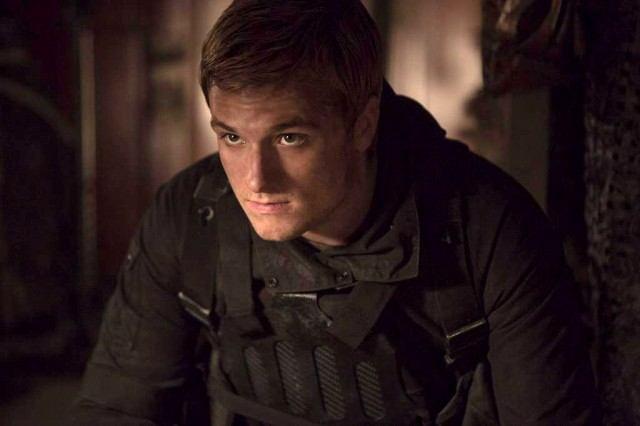 Josh Hutcherson as Peeta Mellark in 'The Hunger Games: Mockingjay - Part 2'