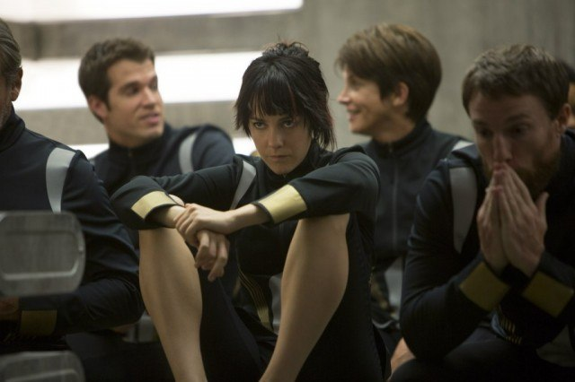 Jena Malone as Johanna Mason in 'The Hunger Games: Catching Fire'