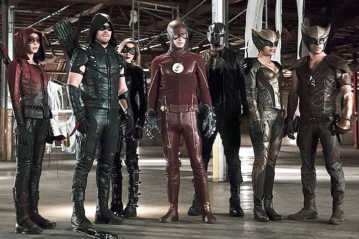 arrow/flash crossover