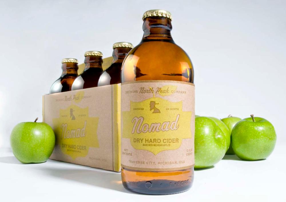 Nomad Dry Hard Cider