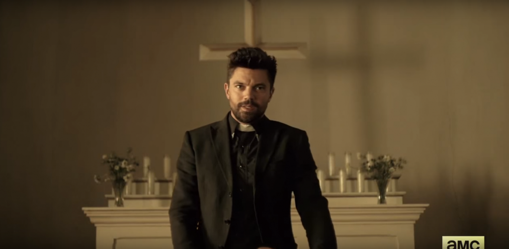 """""""Preacher"""" on AMC"""