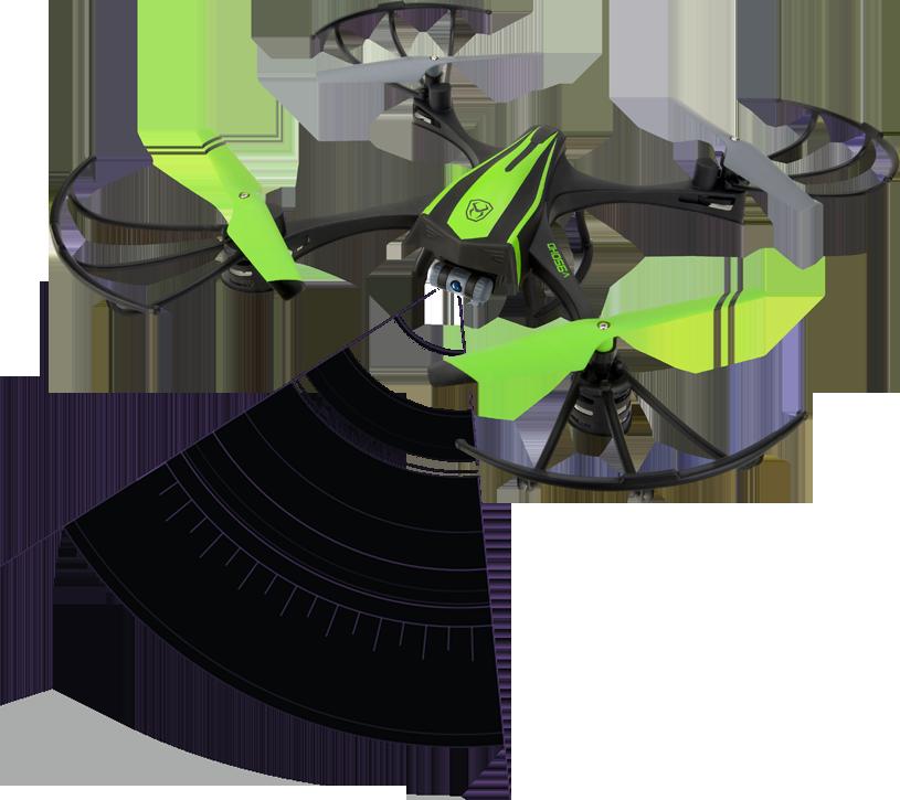 Skyrocket drone