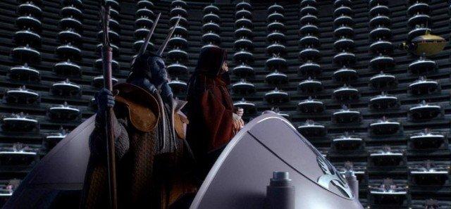 Galactic Senate - Star Wars