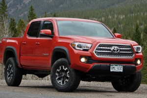 2016 Toyota Tacoma TRD Review: The Swiss Army Knife of Trucks