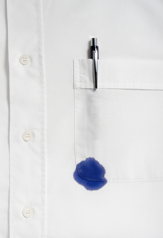 Here's how to remove bad clothing stains