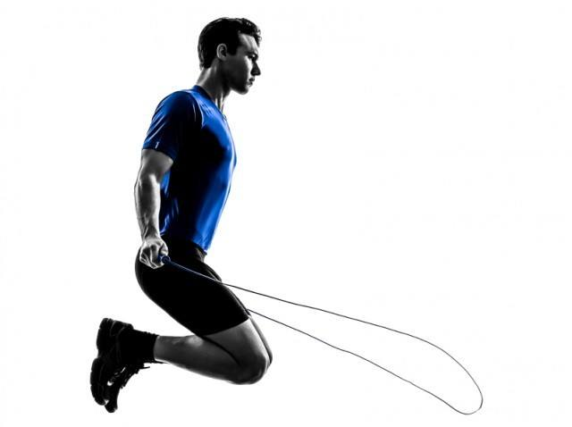 Jumping rope is an effective exercise
