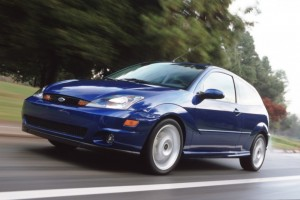 How the SVT Ford Focus Paved the Way for the Focus RS