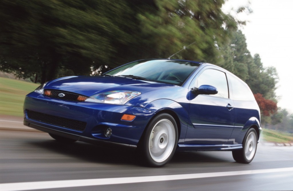 How The Svt Ford Focus Paved The Way For The Focus Rs Page 2