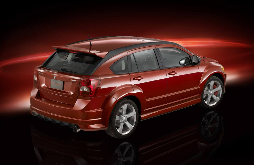 dodge s caliber srt4 was an underrated turbocharged terror. Black Bedroom Furniture Sets. Home Design Ideas