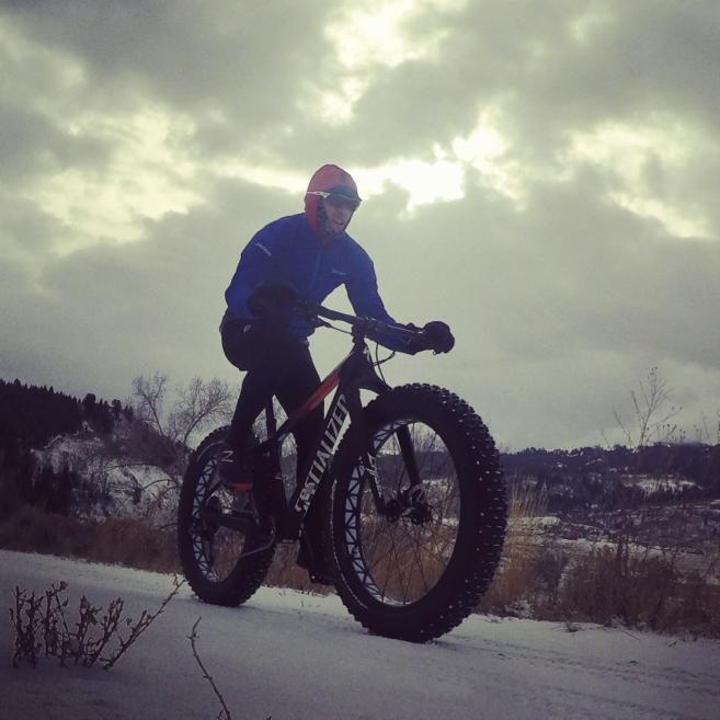 Eric Orton, winter
