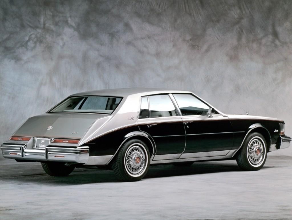 Time Capsule Cadillac 1979 Cadillac Seville