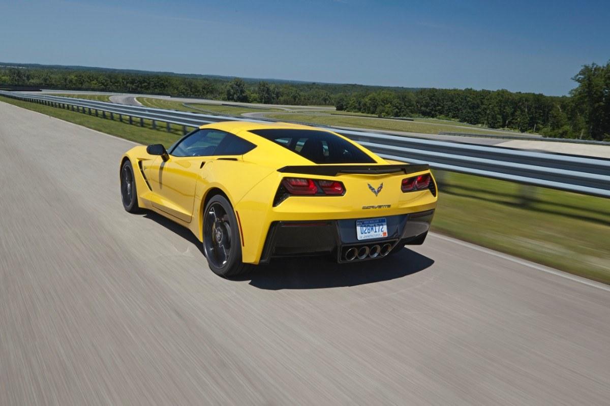 2014 Corvette Z51