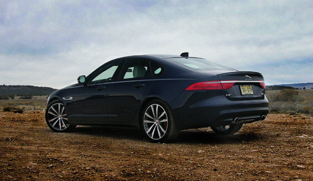 The 2016 Jaguar Xf Review A Refined Feline That Has