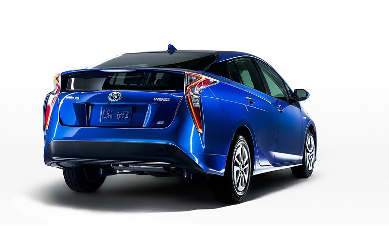 2016 toyota prius 58 mpg and starts under 25 000. Black Bedroom Furniture Sets. Home Design Ideas